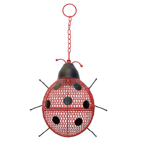 Lady Bug Mesh Feeder