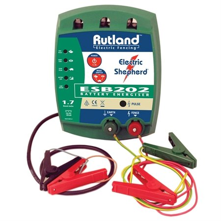 Rutland Electric Fencing Esb202 Battery Fence Energiser
